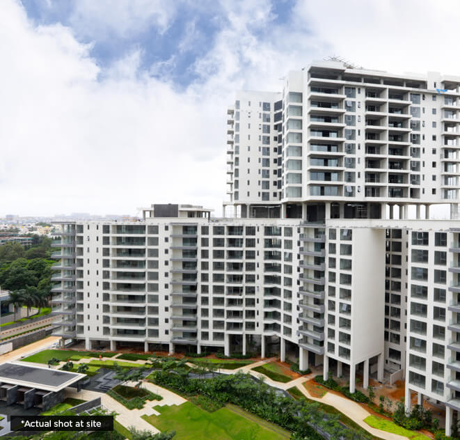 Ultra Luxury Apartments In North Bangalore Embassy Lake Terraces Hebbal