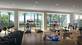 Apartments in Bangalore with Gym