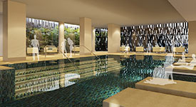 Flats in Bangalore with Indoor Pool
