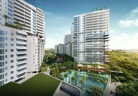 Central Meadow - Luxury residential projects in Bangalore