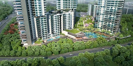 Apartments in Hebbal, Bangalore
