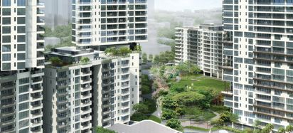 Sky Blocks - 4 BHK apartments